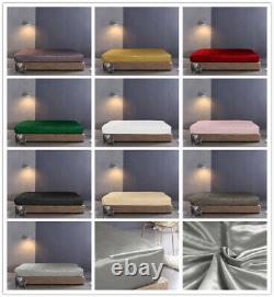 100% Mulberry Silk Bedding Set with Fitted Sheet Duvet Cover Oxford Pillowcases