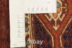 Afghan Chapabaft Carpet Hand Knotted 150x160 Square Multicoloured