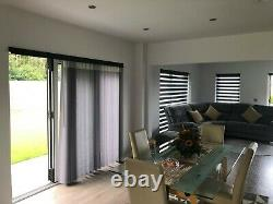 Factory Direct Custom Made VERTICAL BLINDS / 60 BEST SELLING COLOURS from £10.50