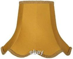 Gold Table Floor Standard Lamp Lampshades Ceiling Chandelier Wall Lights