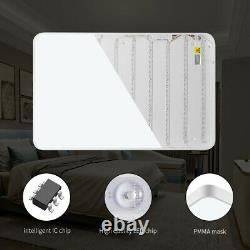 LED Panel Ceiling Down Light Kitchen Bathroom Living Cool / Warm White Dimmable