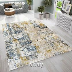 Living Room Rugs Mat Bright Multi Colour Modern Small Extra Large Carpet Mat